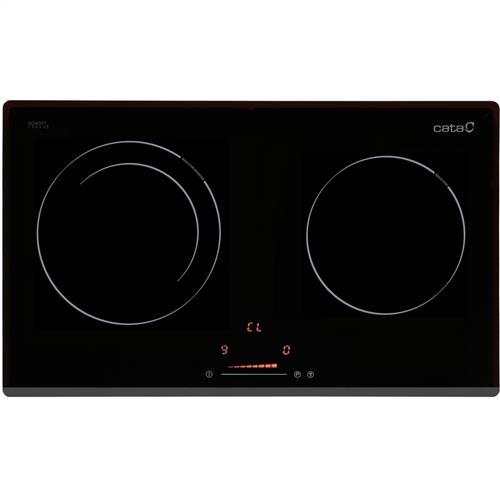 Bếp Từ Cata IB 772 Điều khiển cảm ứng linh hoạt, Vùng nấu rộng cho xoong nồi cỡ lớn