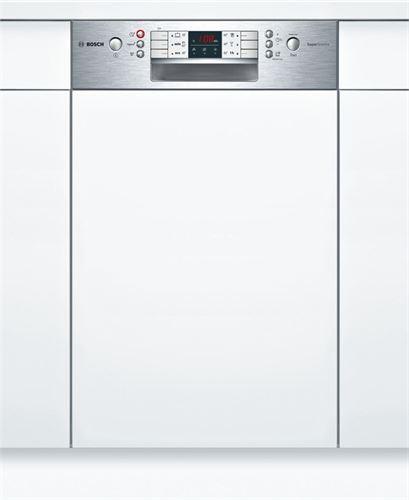 Máy Rửa Bát Bosch SPI46MS01E SuperSilence Màu Thép Không Gỉ