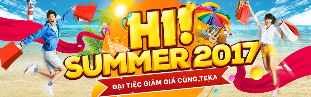 HI! Summer 2017
