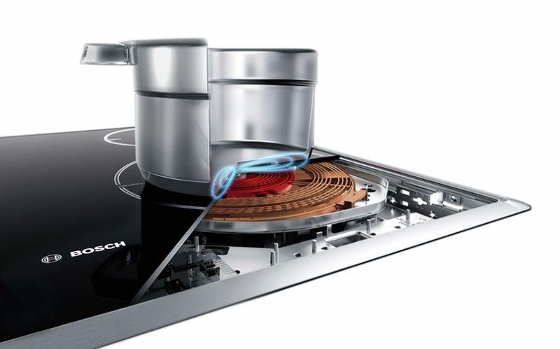 Nấu nhanh hơn, giảm tiêu hao năng lượng chính là Bếp từ.