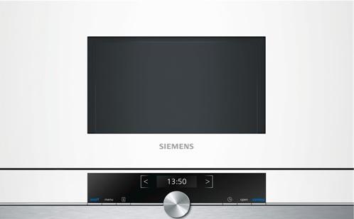 Lò Vi Sóng Siemens BF634LGW1, Siemens BF634LGW1 Điều Khiển Điện Tử Mới