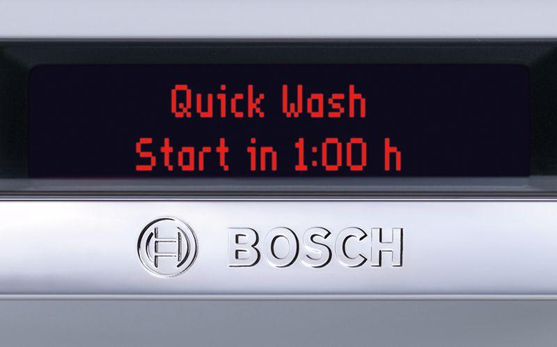 Hẹn thời gian rửa dễ dàng