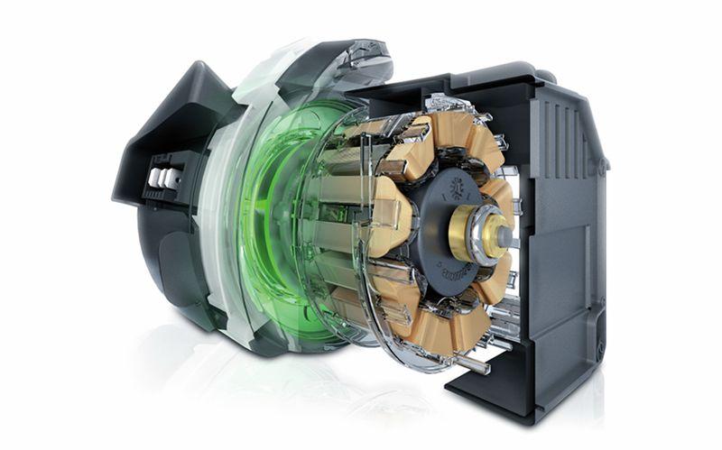 EcoSilence Drive: Động cơ hoạt động bền bỉ mạnh mẽ và không tạo nhiều tiếng ồn.
