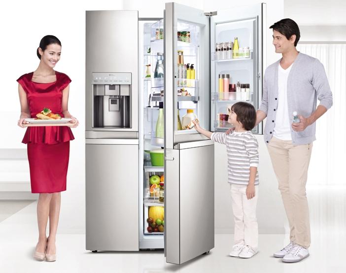 Tủ lạnh samsung, LG, Electrolux, Sanyo, Mishubishi, Hitachi, Panasonic, Toshiba nên chọn hãng nào?