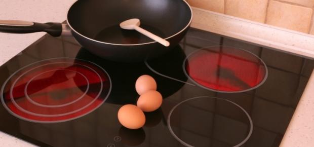 Hình ảnh trứng nướng bằng bếp hồng ngoại