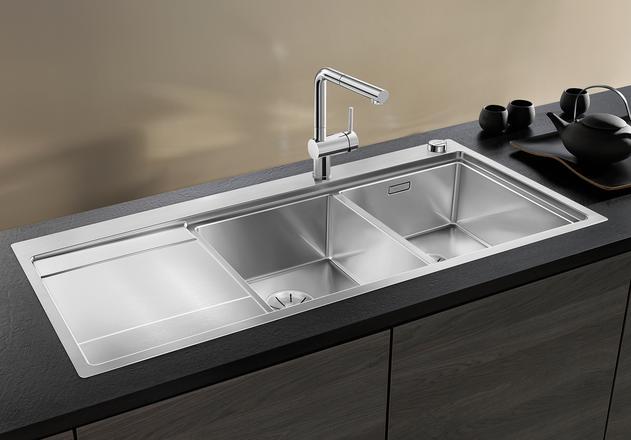 Chậu Rửa Bát Blanco DIVON II 8 S IF Mang Kiểu Dáng Đẹp Đến Khó Cưỡng