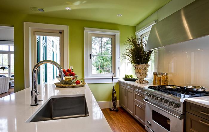 Chọn hướng đặt bếp theo tuổi mang nhiều tài lộc vượng khí