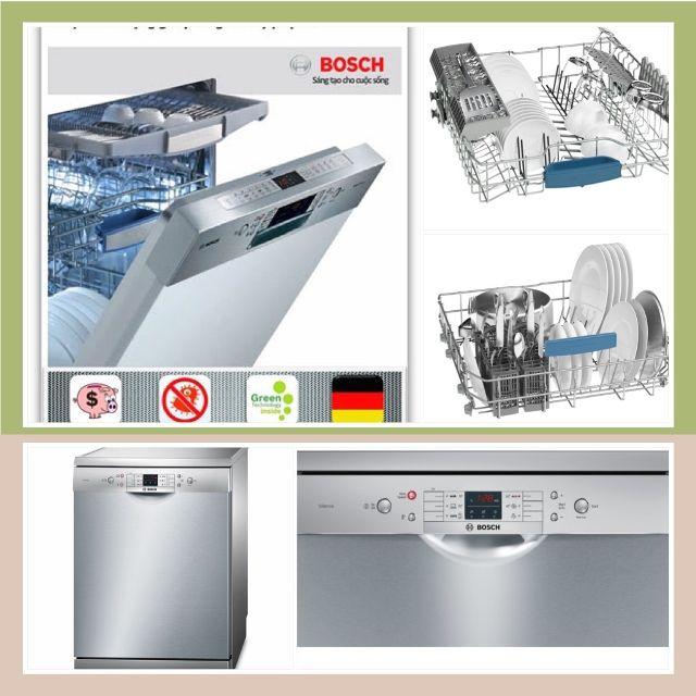 Các tính năng ưu việt của máy rửa bát
