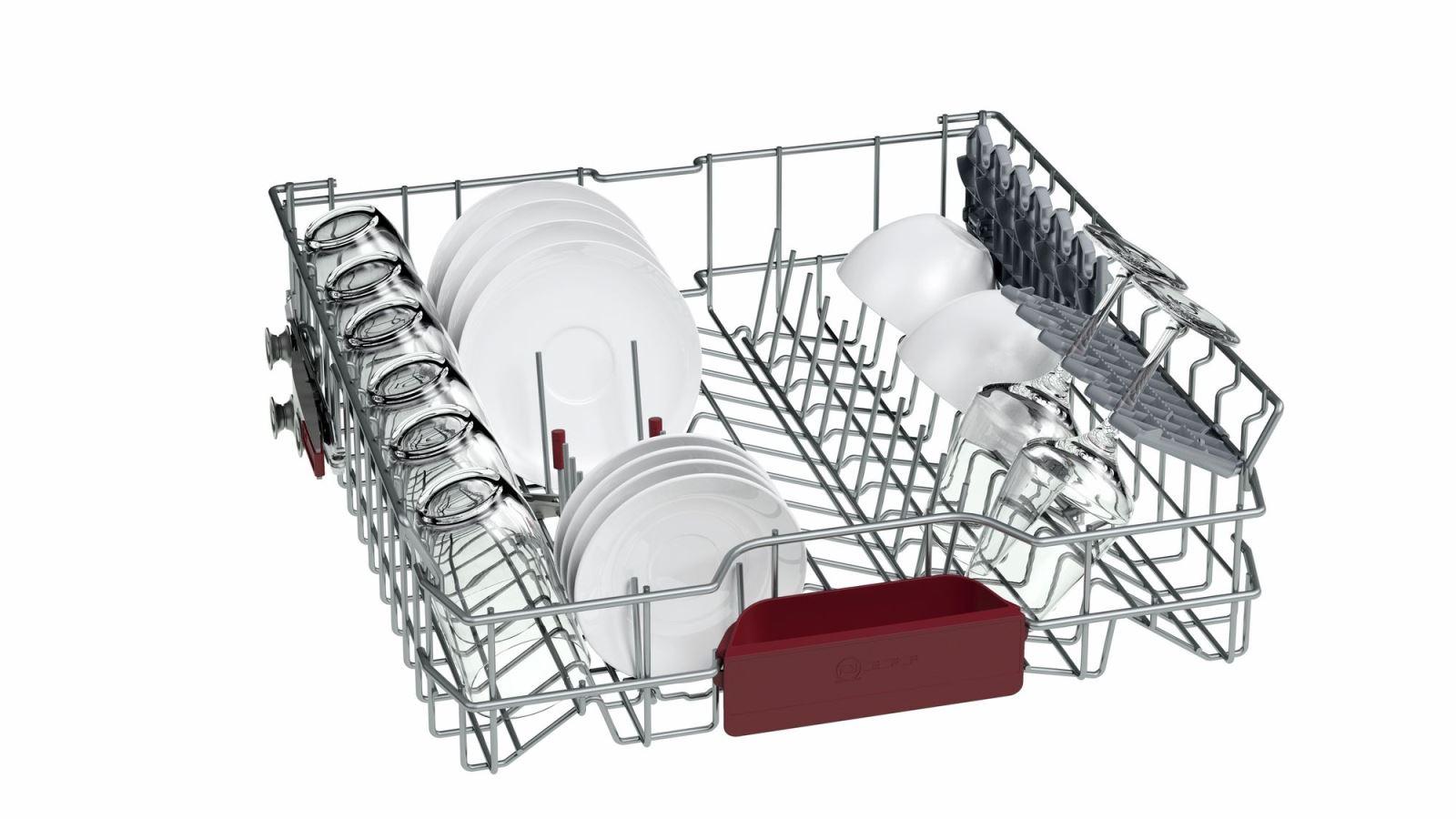 Máy Rửa Bát Neff S513M60X3E Rửa Sạch Sấy Khô Tối Ưu, Có Độ Ồn Cực Thấp